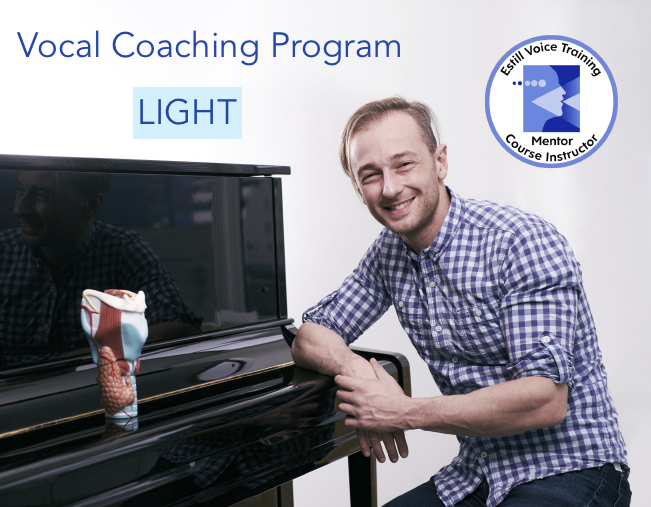 Vocal Coaching Program LIGHT quadrato